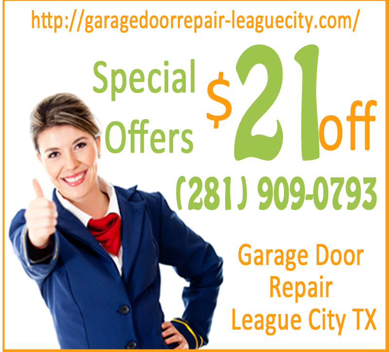 Repair Garage Door Repair Broken Springs League City Texas